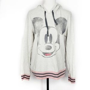 Disney Parks Mickey Mouse Hoodie Size Large